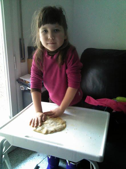Haciendo galletas 1