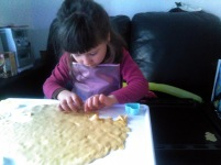 Haciendo galletas 2