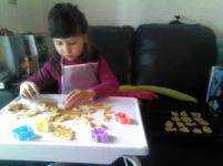 Haciendo galletas 3